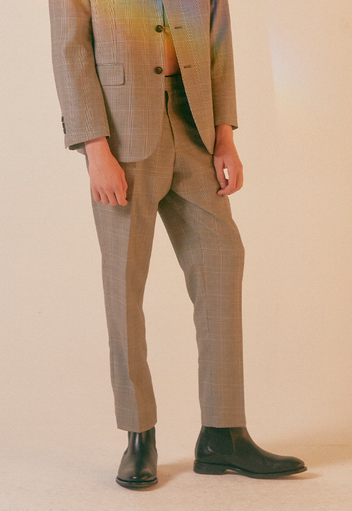 Signature Classic Trousers_ Grey Check