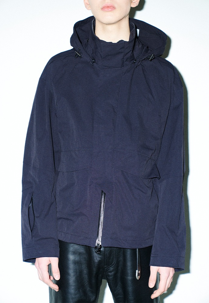 City Shell Parka_ Black