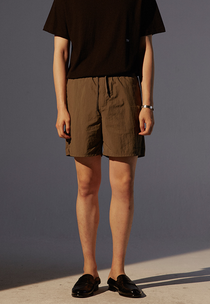 Signature Swim Shorts_ Khaki