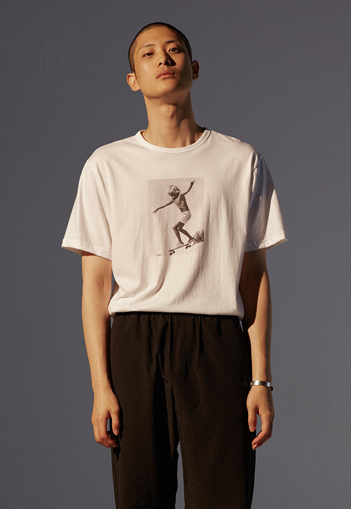 Yourboyhood T-shirt_ White
